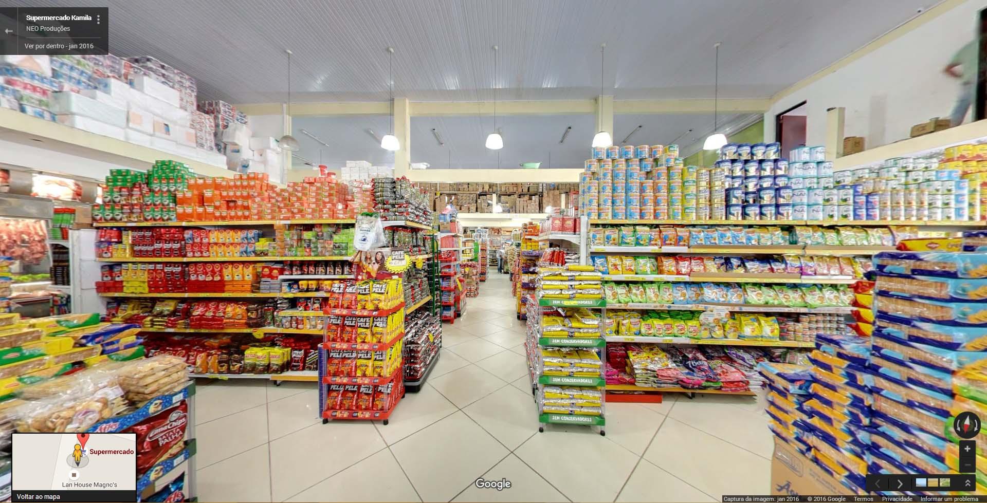 Supermercado Kamila