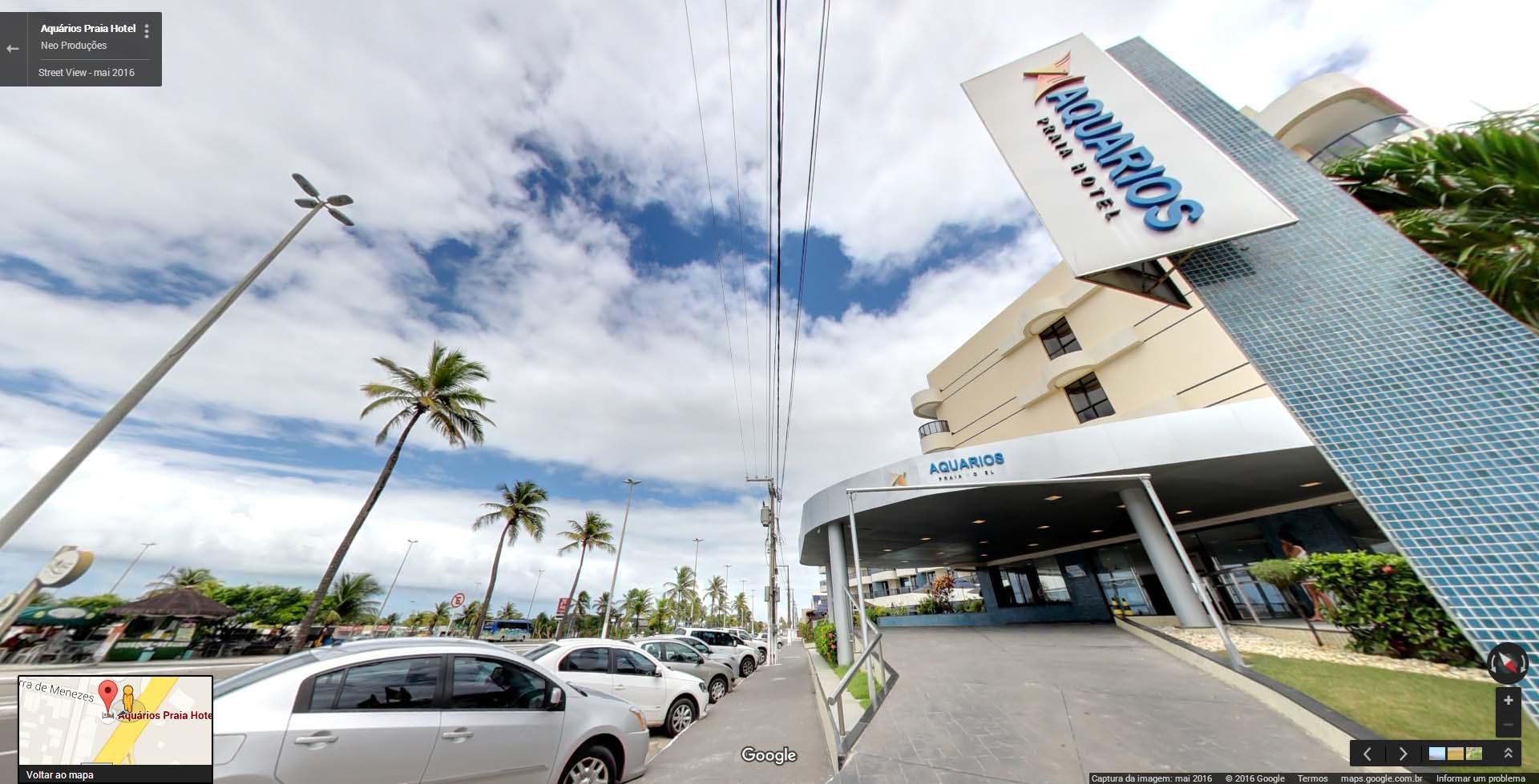 Hotel Aquários Praia