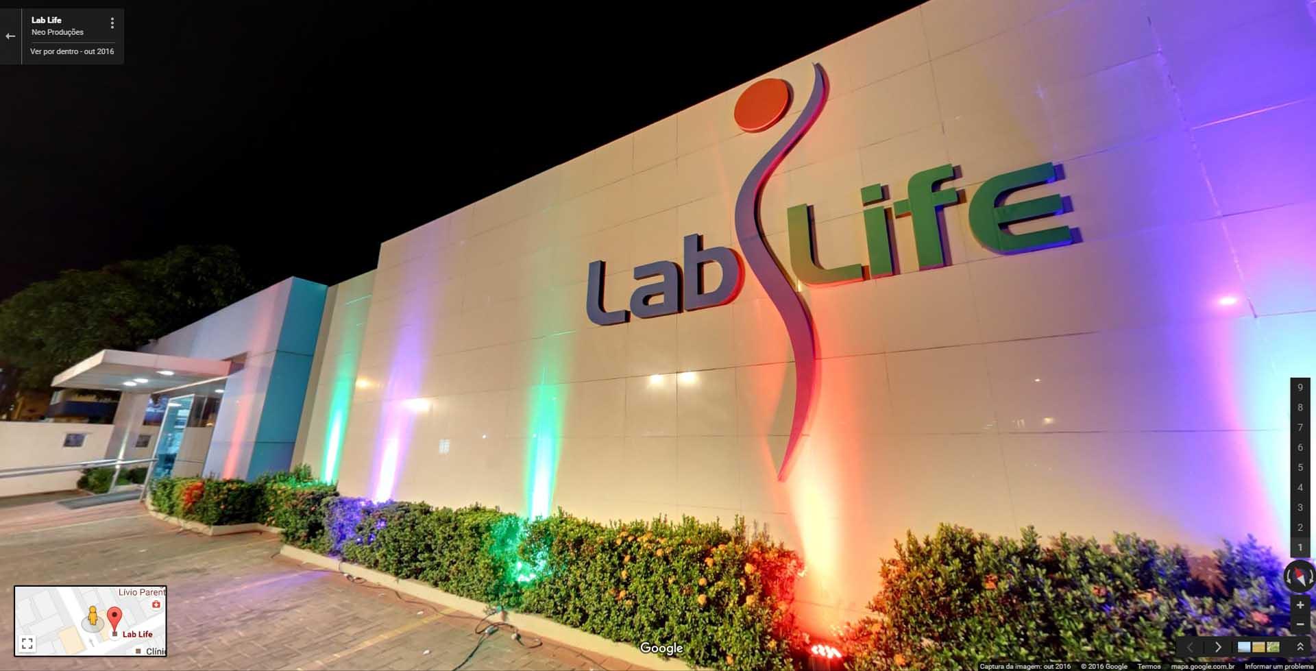 Lab Life | Centro