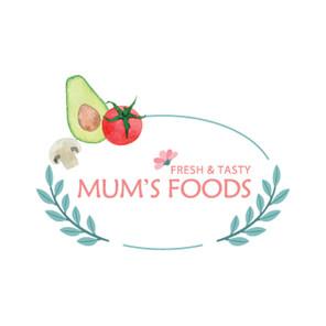 Mum's Foods_Logo