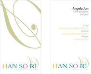 Hansori Production_Name Card