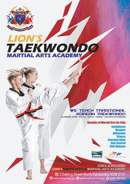 Lion's Taekwondo
