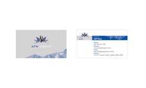 APW Group_Name Card