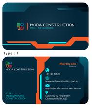 MIDA Construction_Name Card