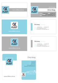 CK Fleet_Name Card
