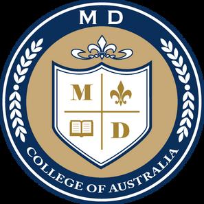 MD College_ logo