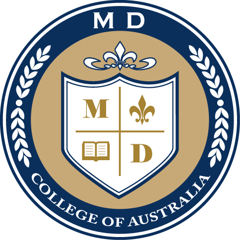 MD College_ logo