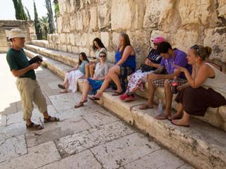 Ungdomstur til Israel med Bibelen som guidebok til kun kr 6500