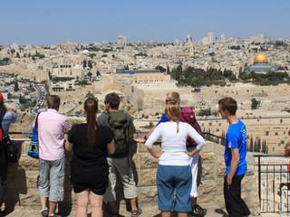 Israelstreffets gjester