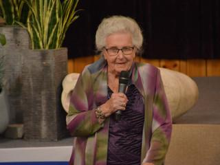 Lilly 90 år