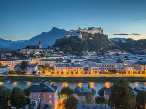Salzburg, Austria - the City of Mozart