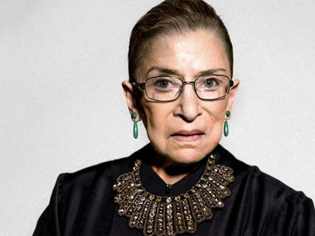 3 Reasons Why I Believe RBG Was so Notorious