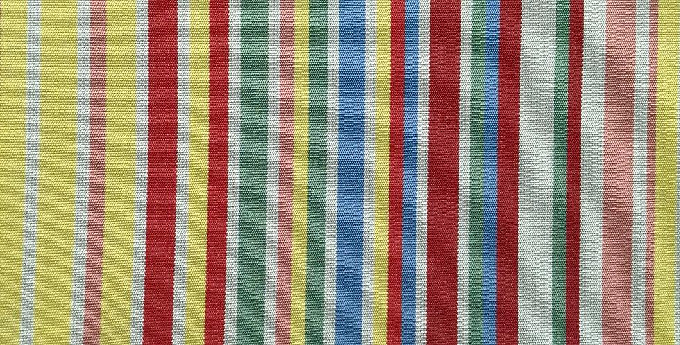 Rainbow Stripe - Outdoor Fabric