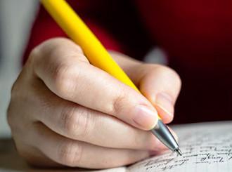 Dès le 14 septembre | Atelier d'écriture créative