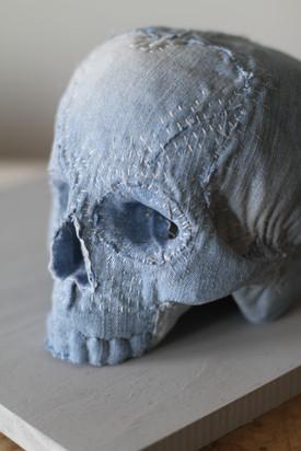 Sashiko Skull
