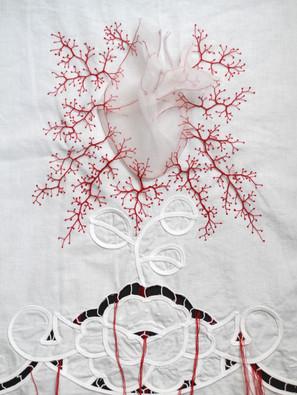 Ghost Heart III Detail