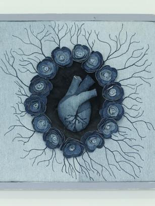 Indigo Heart II