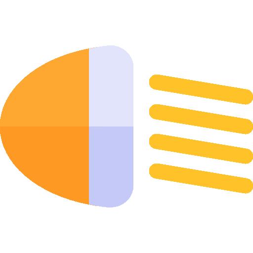 El sistema de luces
