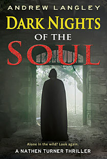 Dark Nights of the Soul paperback book cover