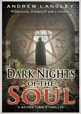 Dark Nights of the Soul hardback book cover