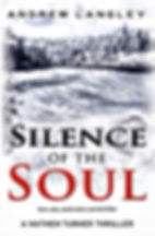 Silence of the Soul paperback book cover