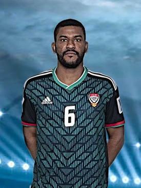 UAE 🇦🇪(2019 Away shirt)