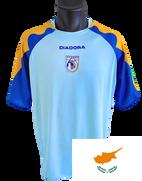 Cyprus 2006/08