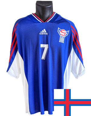 Faroe Islands MW 1998/00