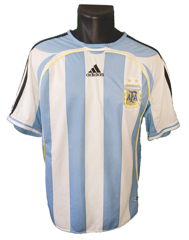 Argentina 2006/08 Home
