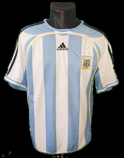 Argentina 2006/08 Home