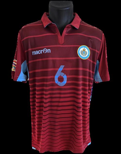 San Marino 2018 Matchprepared Davide Simoncini