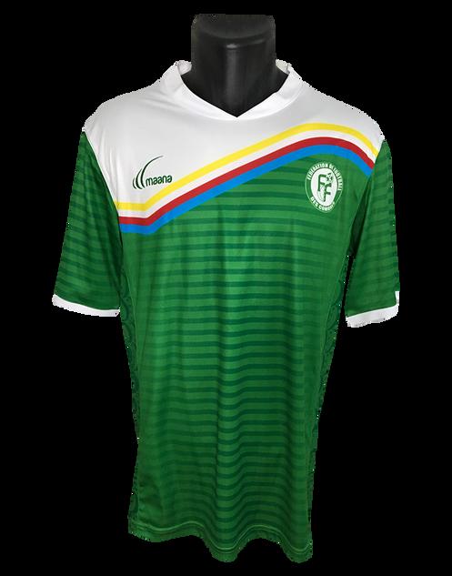 Comoros 2016/17 Home
