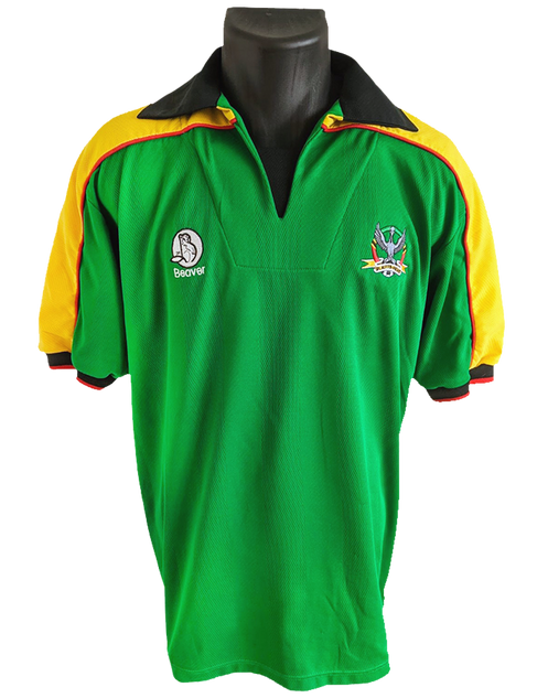 St. Kitts & Nevis 1999 Away