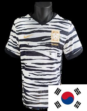 South Korea 2020/21