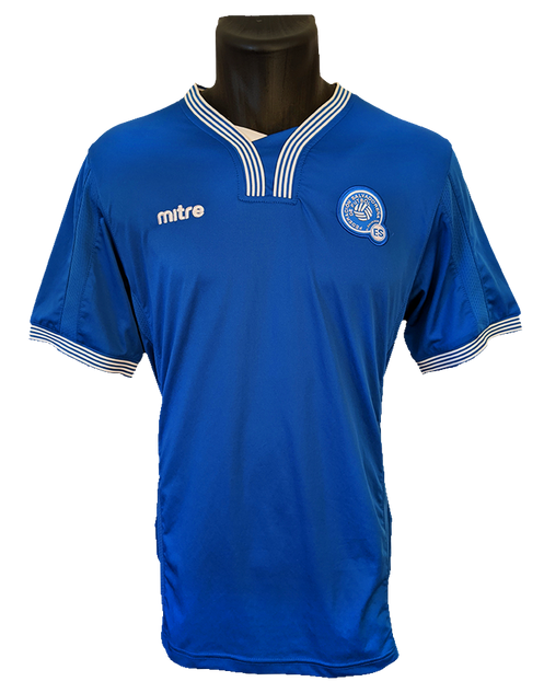 El Salvador 2015/16 Home