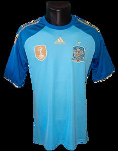 Spain 2014/15 Goalkeeper
