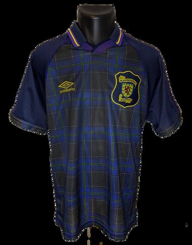 Scotland 1996/98 Home
