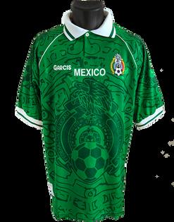 1999/00 Home Matchworn José Abundis