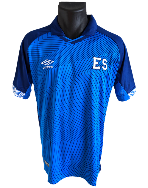 El Salvador 2019/20 Away