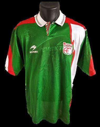 Basque Country (Euskadi) 1994/95