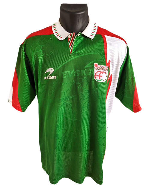 Basque Country (Euskadi) 1994/95