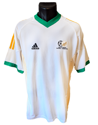 South Africa 2002/04 Home