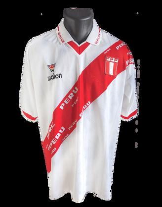Peru 1999/00 Home