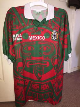 Mexico 🇲🇽(ABA Sport third shirt)