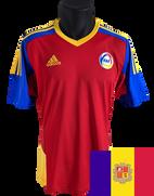 Andorra 2014/16