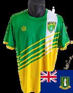 British Virgin Islands 2018/19