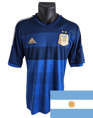 Argentina 2014/15
