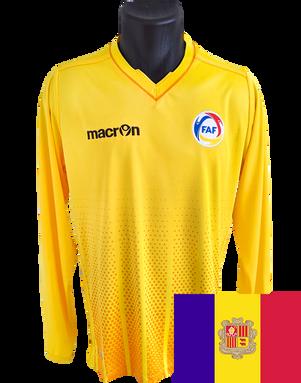 Andorra 2018/20 GK