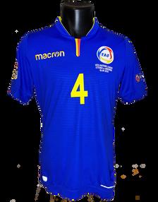 Andorra 2018/20 Matchprepared Marc Rebés