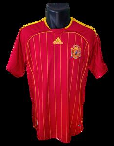 Spain 2006/08 Home